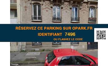 Parking 15,6 m2
