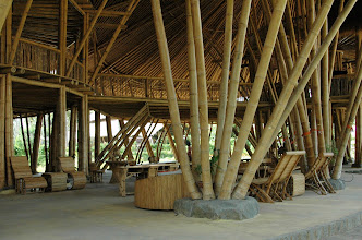 Photo: John Hardy's new venture (He sold the business) THE BAMBOO SCHOOL, Bali
