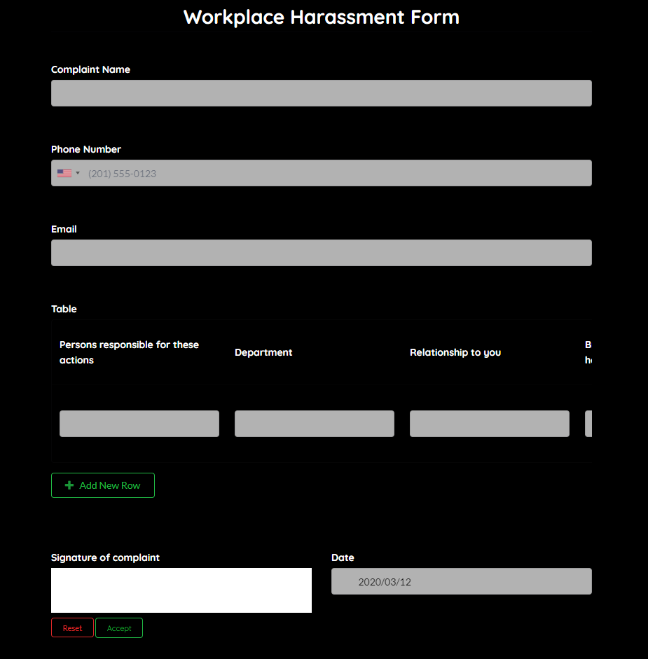 workplace-harassment-form