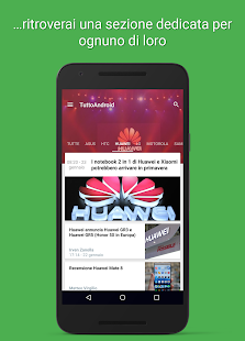TuttoAndroid - News su Android- screenshot thumbnail