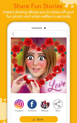 YouCam Fun Live Selfie Filters