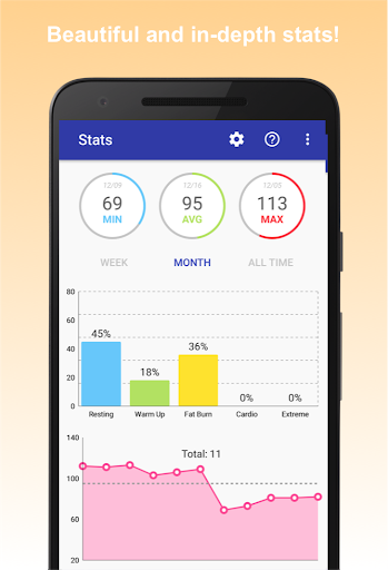 Heart Rate Monitor 0.3.19 com.bluefish.heartrate apkmod.id 3