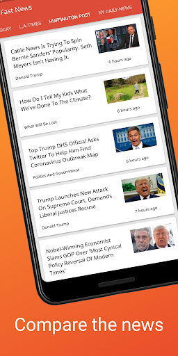 Fast News 3.5.5 Screenshots 4