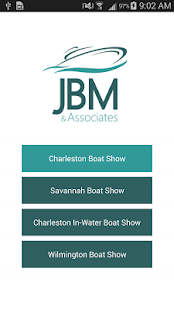 JBM Shows- screenshot thumbnail