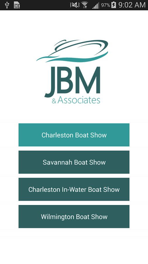 JBM Shows- screenshot