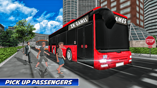 Luxury Coach Bus Simulator: Tourist Luxury Coach screenshots 5