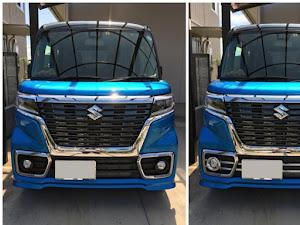 スペーシアカスタム MK53S HYBRID XS 4WDのカスタム事例画像 T-310さんの2018年09月04日08:50の投稿