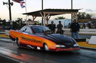 Photo: A car like this has the potential of running high 5-second elapsed times, with speeds in the neighborhood of 225+.