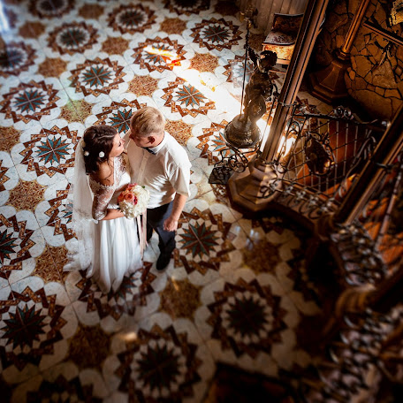 Wedding photographer Aleksandr Zolotarev (AlexZolotarev). Photo of 17.12.2017
