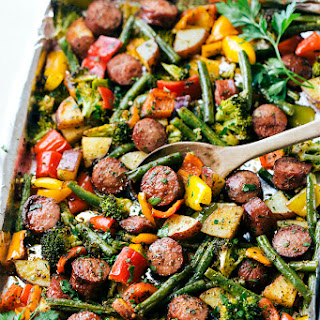 Sausage Green Beans Rice Recipes