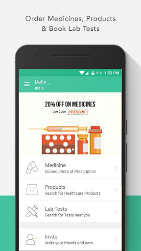Pluss - Medicine Delivery