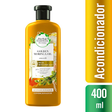 Acondicionador Herbal Essences Bio:Renew Golden Moringa Oil 400 ml