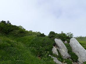 山頂の様子2