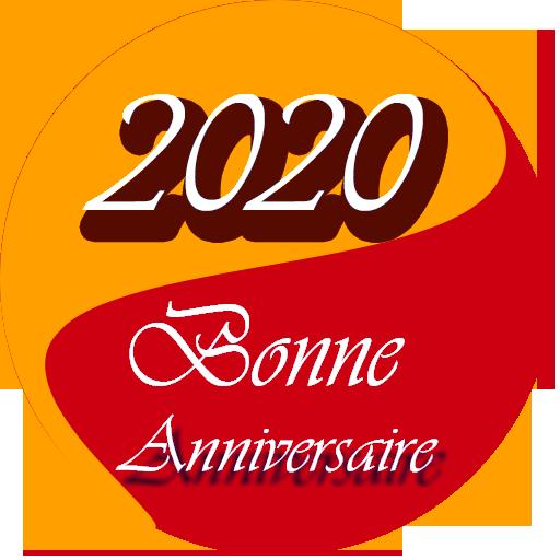 Sms Bon Anniversaire 2020