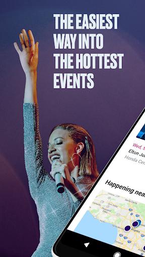 StubHub - Live Event Tickets screenshot 1