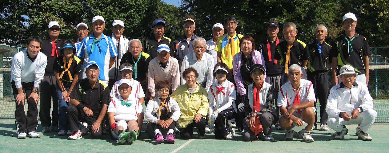 市川ダックリングテニスクラブです!
