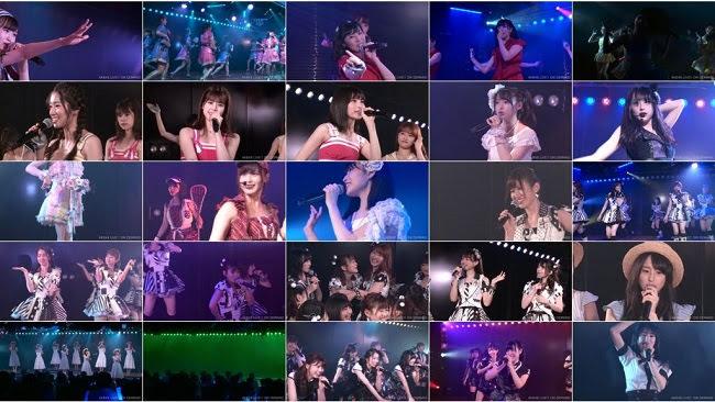 190723 (720p) AKB48 岩立チームB「シアターの女神」公演