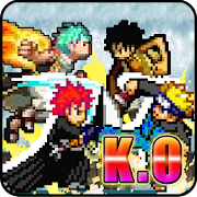 Ultra K.O Fighter: Ninja Boruto, Pirate, Shinigami