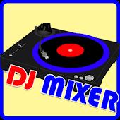 DJ Mixer Sound Party