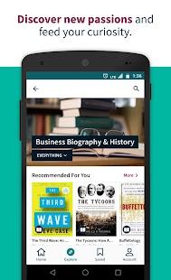 Scribd - Reading Subscription Screenshot