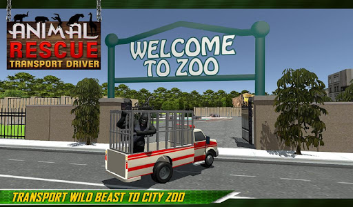 玩免費動作APP|下載Zoo Animal Transport Simulator app不用錢|硬是要APP