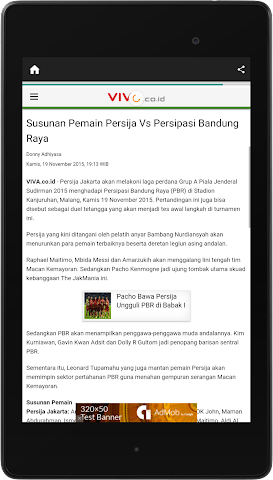 android News Indonesia Screenshot 5