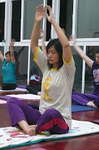 Photo: 20110923身心靈瑜珈