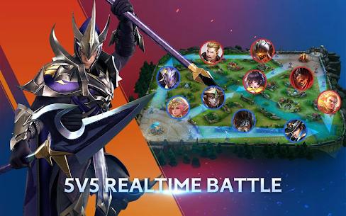 Arena of Valor: 5v5 Battle MOD Apk 1.24.1.2 (Unlimited Skills) 6