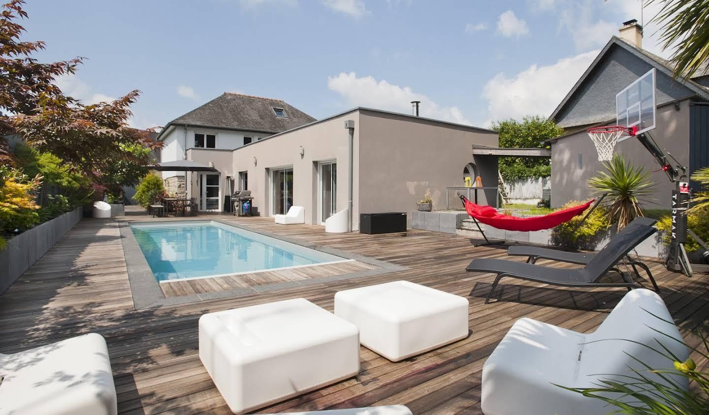 Maison avec piscine Bruz