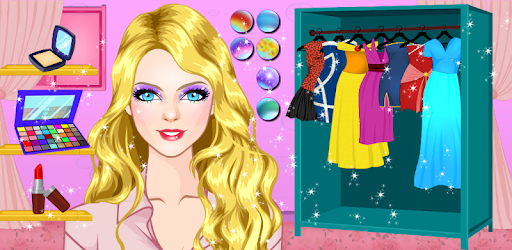 Image result for Princess Makeup: New Year Style android