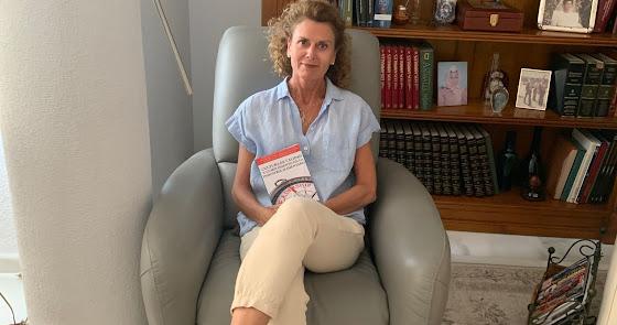 La veterinaria Mª Ángeles Martín publica su libro sobre seguridad alimentaria