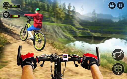 Offroad BMX Rider: Mountain Bike Game 1.0.23 screenshots 1
