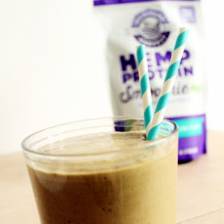 Green Vanilla Chai Smoothie