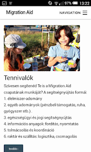 Migration Aid- screenshot thumbnail
