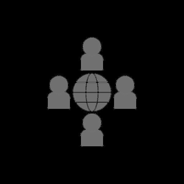 Icon: Global Community