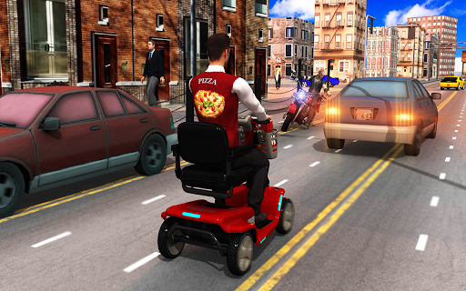 New Pizza Delivery Boy 2019 image | 9