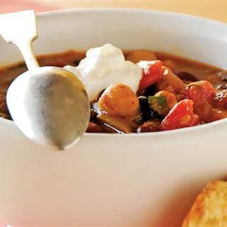 Three-Bean Chili.