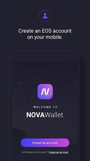 NOVA Wallet - EOS  screenshots 4
