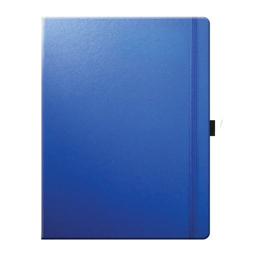 Large Journal Notebooks - China Blue