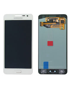 Galaxy A3 Display Digitizer white
