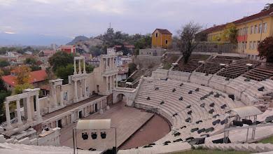 Photo: Amphithéâtre de Plovdiv
