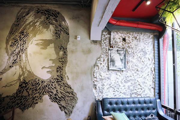 URBN culture,獻給自由反叛的靈魂們,塗鴉藝術、蔬食、純素精釀啤酒#六張犁站