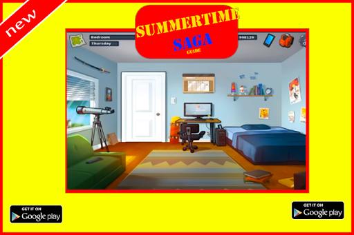 SummerTime Saga Guide And Tips 1.0 screenshots 4