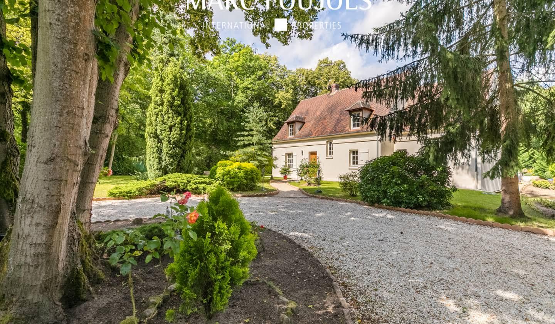 Maison avec piscine Gouvieux