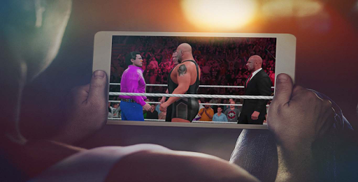 New WWE 2k17 guide app (apk) free download for Android/PC/Windows screenshot