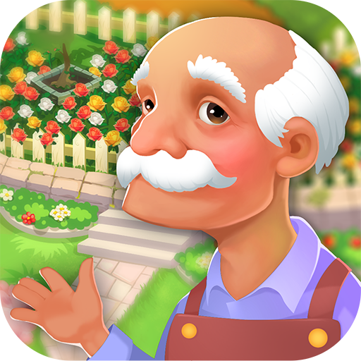 Fruits Garden - Scape Match 3 Game icon