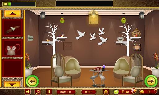501 Free New Room Escape Game 2 - unlock door 20.5 18