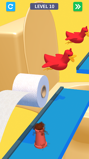 Toilet Games 3D apktreat screenshots 1