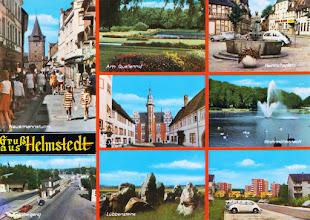 Photo: 1975 - Ansichtskarte von Helmstedt