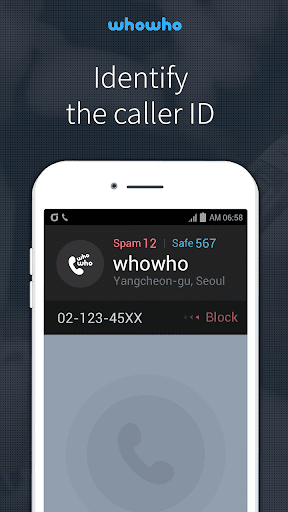 whowho - Caller ID & Block 3.4.13 screenshots 1